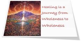 healing journey wholeness